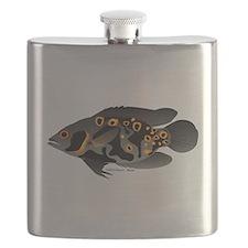 Oscar Ciclid Amazon River Flask
