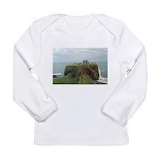 Dunnottar Castle one Long Sleeve Infant T-Shirt