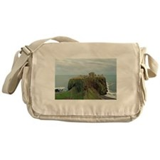 Dunnottar Castle one Messenger Bag