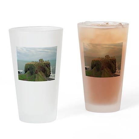 Dunnottar Castle one Drinking Glass
