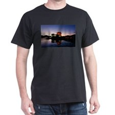 Eilean Donan castle three T-Shirt