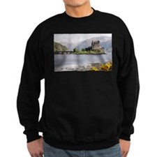 Eilean Donan castle 4815 , Scotland Sweatshirt