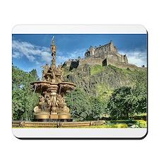 Edinburgh Castle 98 , Scotland Mousepad