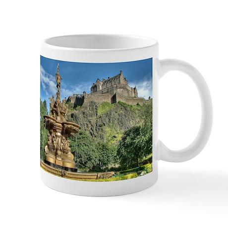 Edinburgh Castle 98 , Scotland Mug