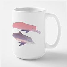 Boto and Tucuxi Amazon River Dolphins Mug