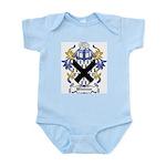 Wintoun Coat of Arms Infant Creeper