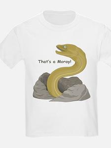That's a Moray! Kids T-Shirt