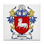 Winram Coat of Arms Tile Coaster