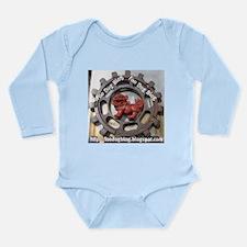 Foo Main Long Sleeve Infant Bodysuit