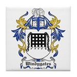 Windygates Coat of Arms Tile Coaster