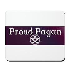Proud Pagan Mousepad
