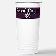Proud Pagan Travel Mug