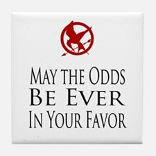 Hunger Games Tile Coaster