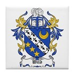 Wild Coat of Arms Tile Coaster