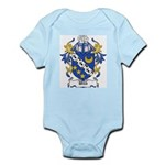 Wild Coat of Arms Infant Creeper