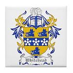 Whitehead Coat of Arms Tile Coaster