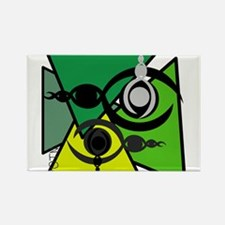 SYOTN design #51 Rectangle Magnet