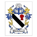 Whitefoord Coat of Arms Small Poster