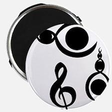 """SYOTN design #19 2.25"""" Magnet (100 pack)"""