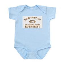 Property of CYA Infant Creeper