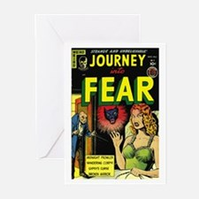 Journey Into Fear #3 Greeting Cards (Pk of 20)