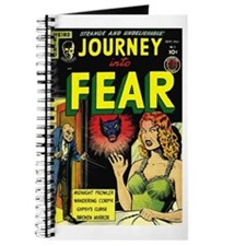 Journey Into Fear #3 Journal