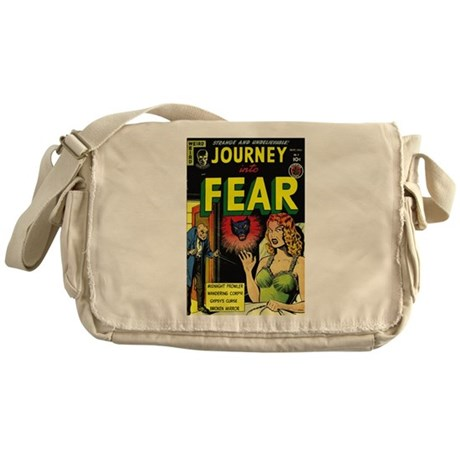 Journey Into Fear #3 Messenger Bag