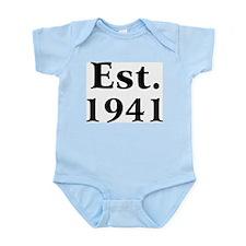 Est. 1941 Infant Creeper