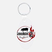 Smokin' Z Barbecue Keychains