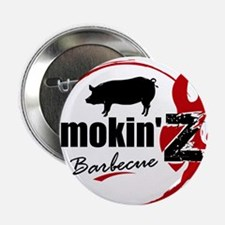 "Smokin' Z Barbecue 2.25"" Button (10 pack)"