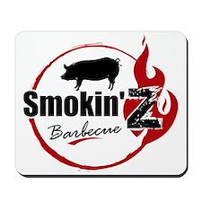 Smokin' Z Barbecue Mousepad