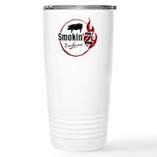 Smokin' Z Barbecue Travel Mug