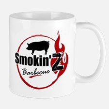 Smokin' Z Barbecue Mug