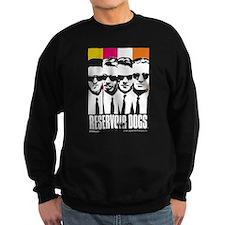 Reservoir Dogs DVD Cover Style Sweatshirt