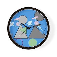 Desigz Flyz design #15 Wall Clock