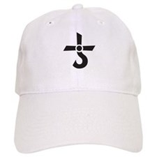 CROSS OF KRONOS (MARS CROSS) Black Baseball Cap