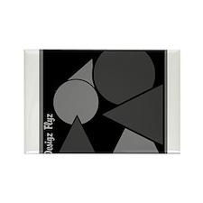 SYOTN Desigz Flyz design #58 Rectangle Magnet (10