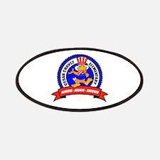 Cesar Chavez - Uncle Sam Logo Patches