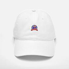 Cesar Chavez - Uncle Sam Logo Baseball Baseball Cap