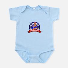 Cesar Chavez - Uncle Sam Logo Infant Bodysuit