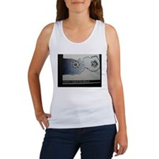 ONU Cog Wheel Art Women's Tank Top