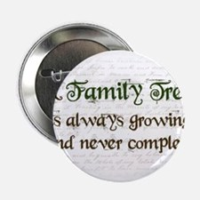 """a Family Tree is... 2.25"""" Button"""