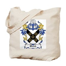 Welsh Coat of Arms Tote Bag