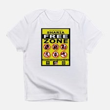SHARIA FREE Infant T-Shirt