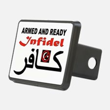 SHARIA FREE Hitch Cover