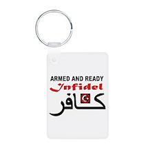 SHARIA FREE Keychains