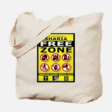 SHARIA FREE Tote Bag