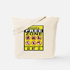 SHARIA FREE Tote Bag