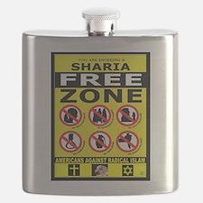SHARIA FREE Flask