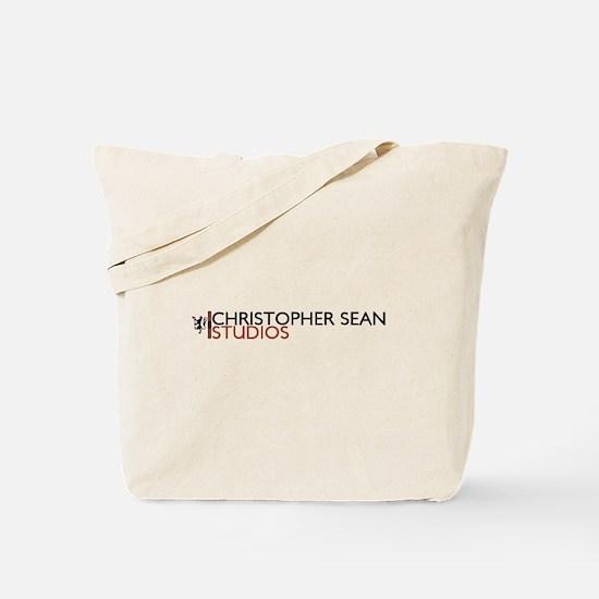 Christopher Sean Studios 2012 logo Tote Bag